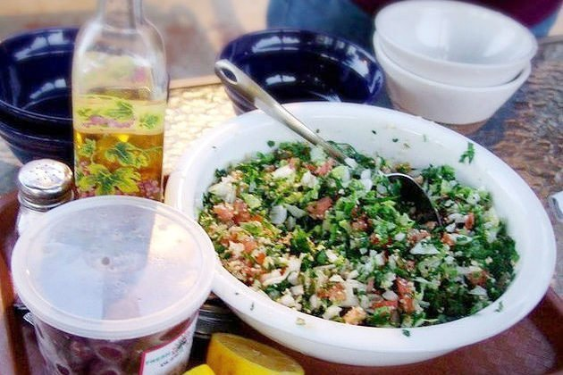 Tabouli Salad Recipe