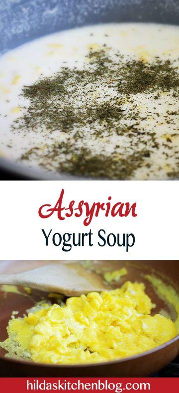 yogurt soup