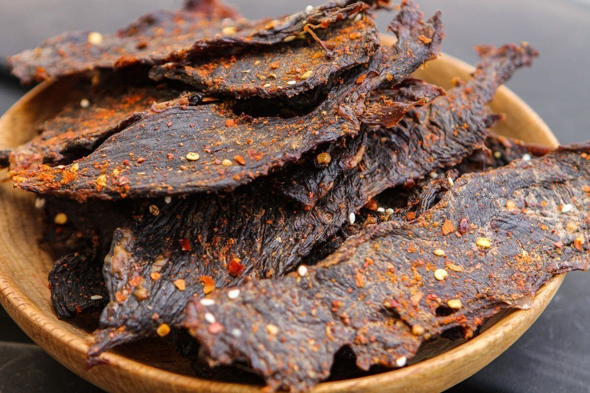 Elk Jerky Recipe May Use Venison Bison Or Beef Hilda S