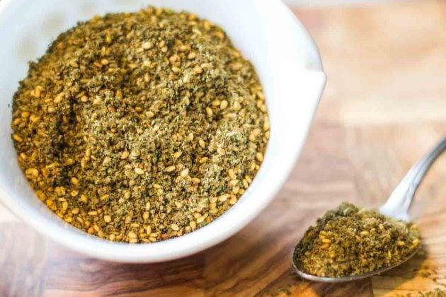 Za'atar Substitute Spice Blend