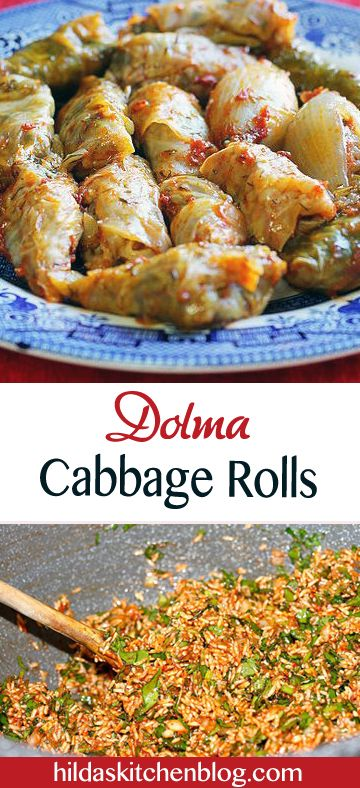 Cabbage Dolma