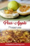pear apple preserves