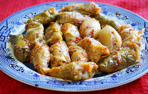 Cabbage Dolma (Dolma't Chalama)
