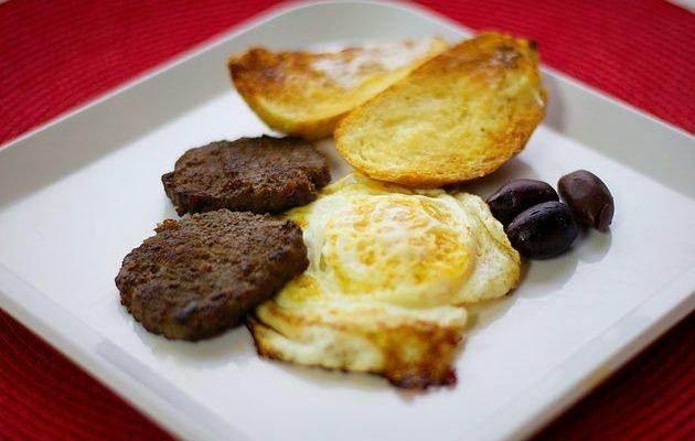 Basturma | Middle Eastern Cured Breakfast Sausage