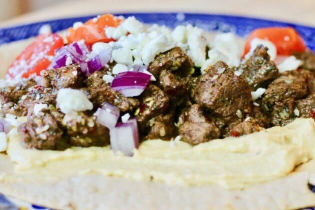 Easy Beef / Lamb Shawarma