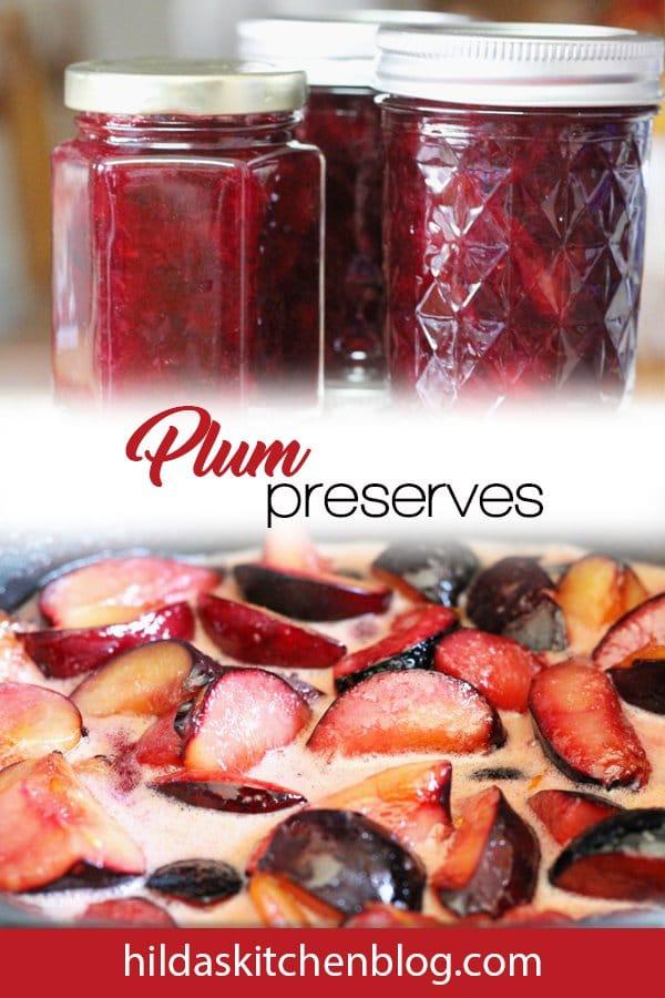 plum preserves