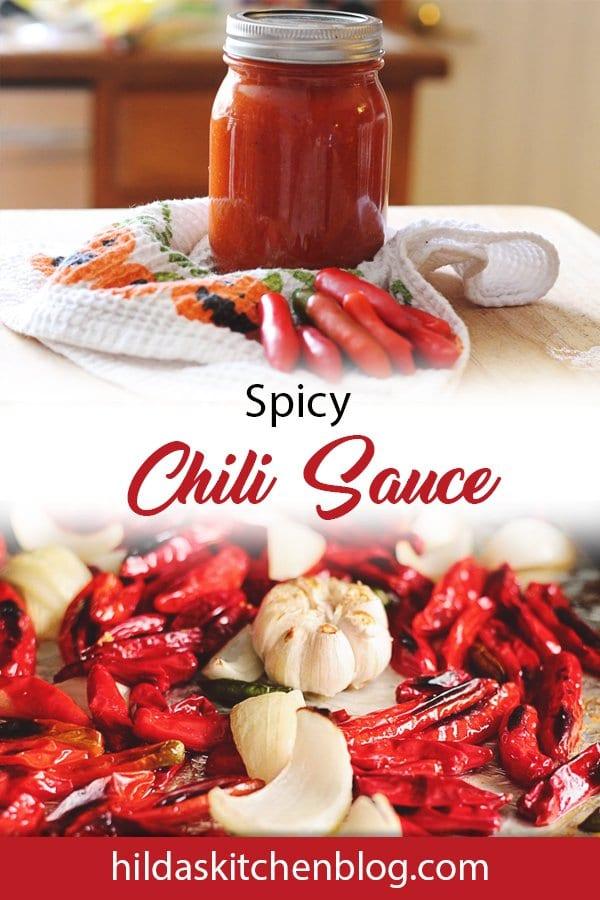 Chili sauce