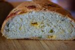 Jalapeño Cheddar Sourdough Bread