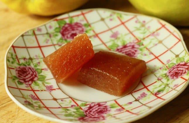 Membrillo (Quince Paste)