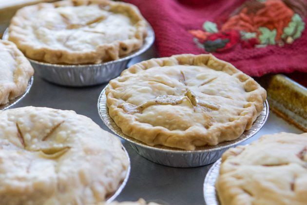 turkey pot pies