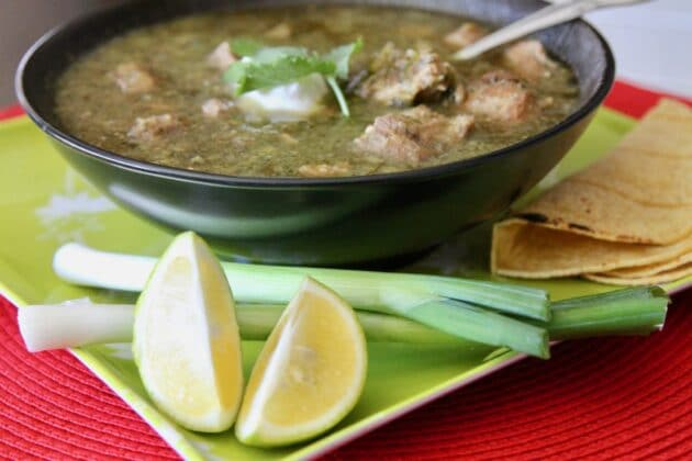 """Off the Charts"" Chili Verde"