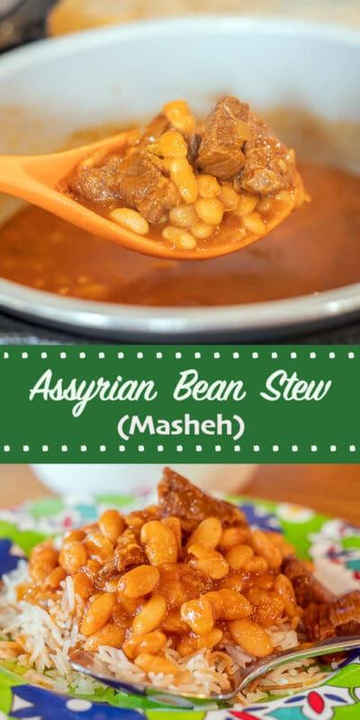 masheh/bean stew pin