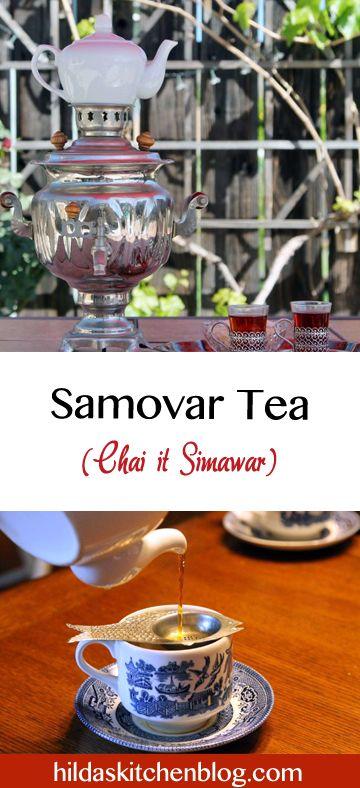 samovar tea pin