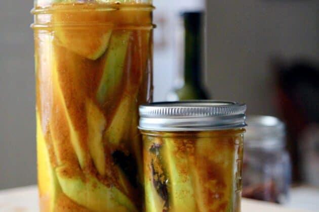 Pickled Mango (Amba)