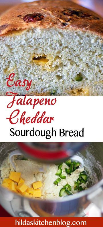 jalapeno cheddar sourdough