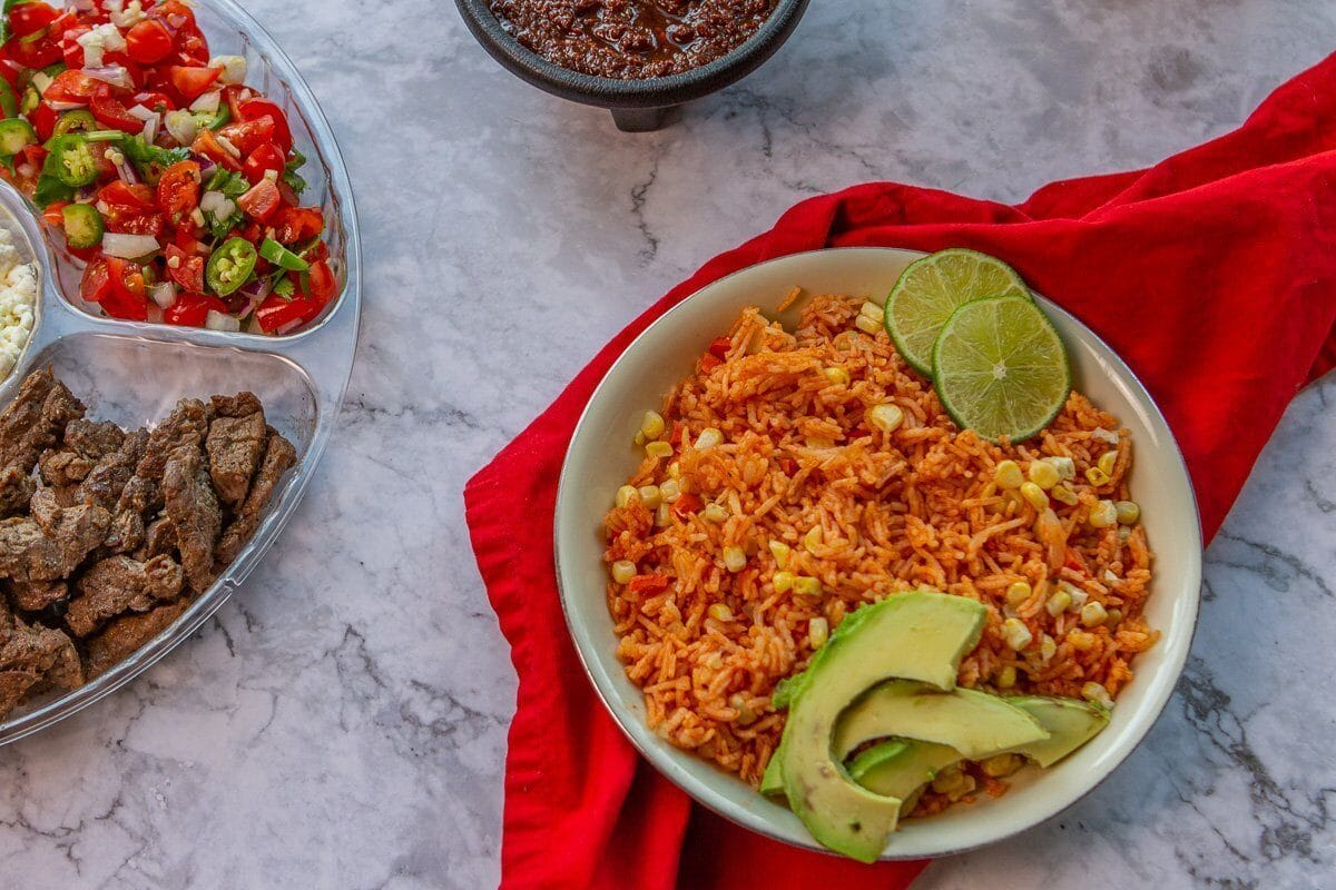 Mexican Spanish rice