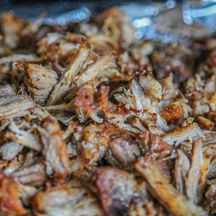 oven roasted pork