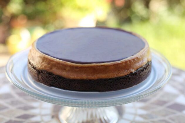 kahlua coffee cheesecake