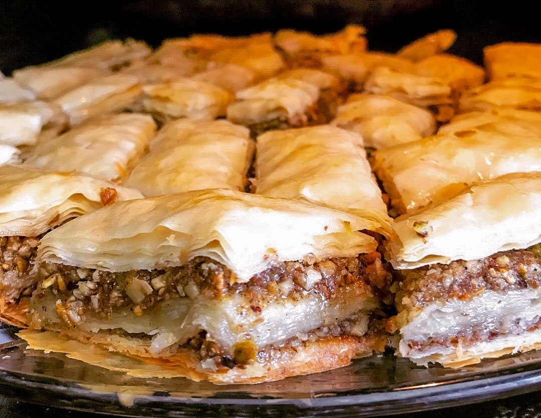 Flaky Middle Eastern Baklava