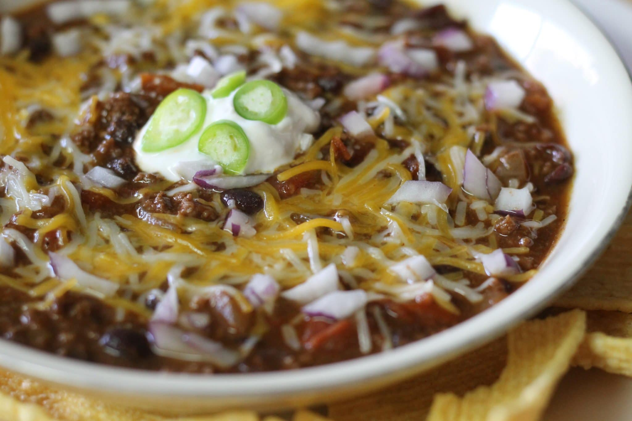 Spicy Bison Chili Recipe