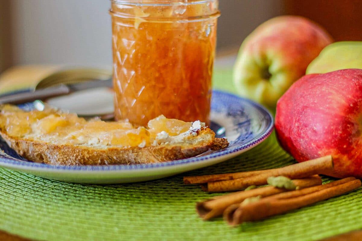 apple pie preserves