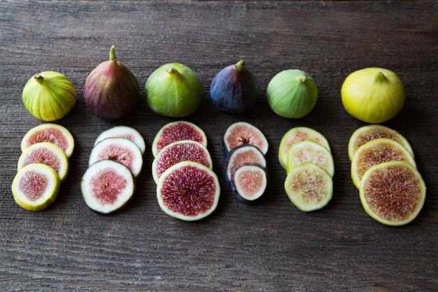 sliced fig varieties