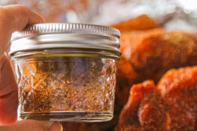 Santa Maria Dry Rub Recipe