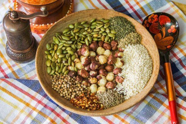 Dukkah Spice Egyptian Recipe