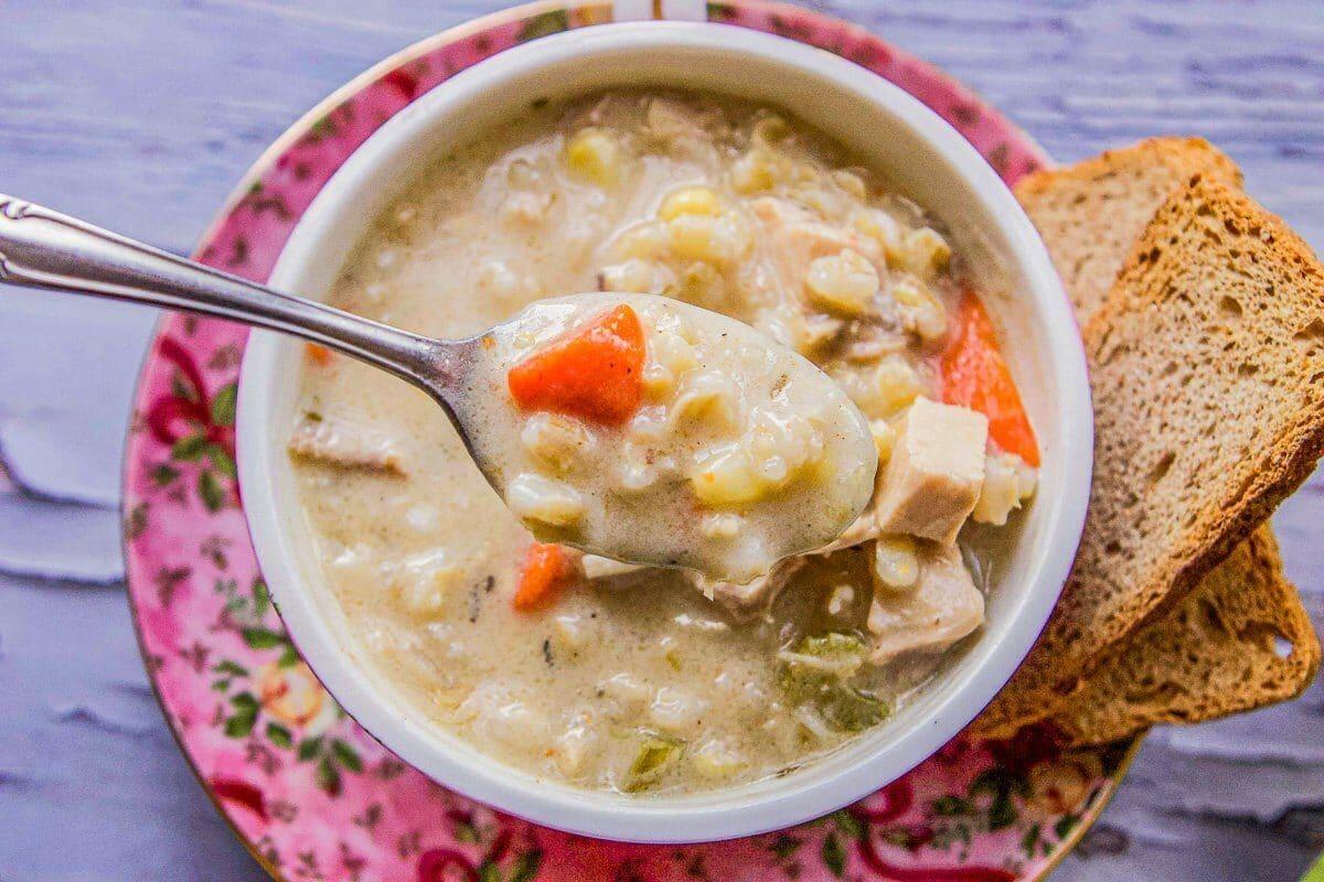 turkey soup main photo