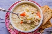 turkey soup main photo