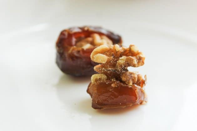 walnut stuffed dates