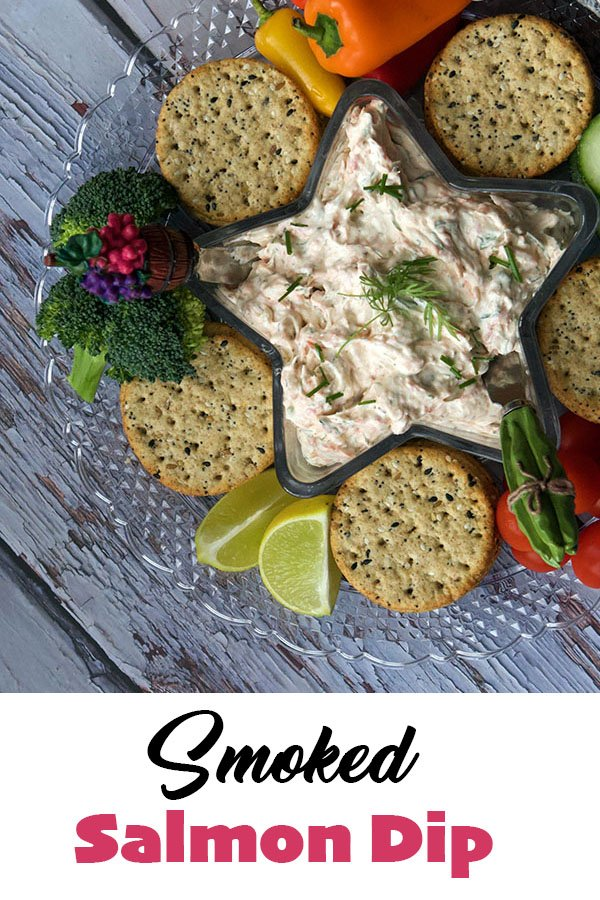 smoked salmon dip pin