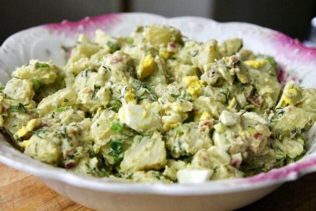 Potato Salad with Dill