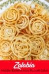zalabia recipe pin