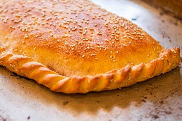 vegetarian pasty