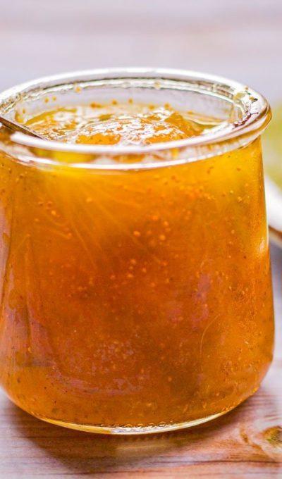 Fig Preserves Recipe (Mooraba't Teeneh)