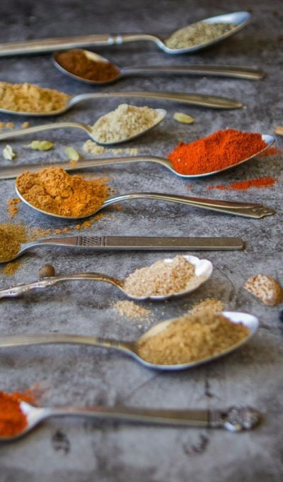 Baharat Recipe (Middle Eastern Spice Blend)