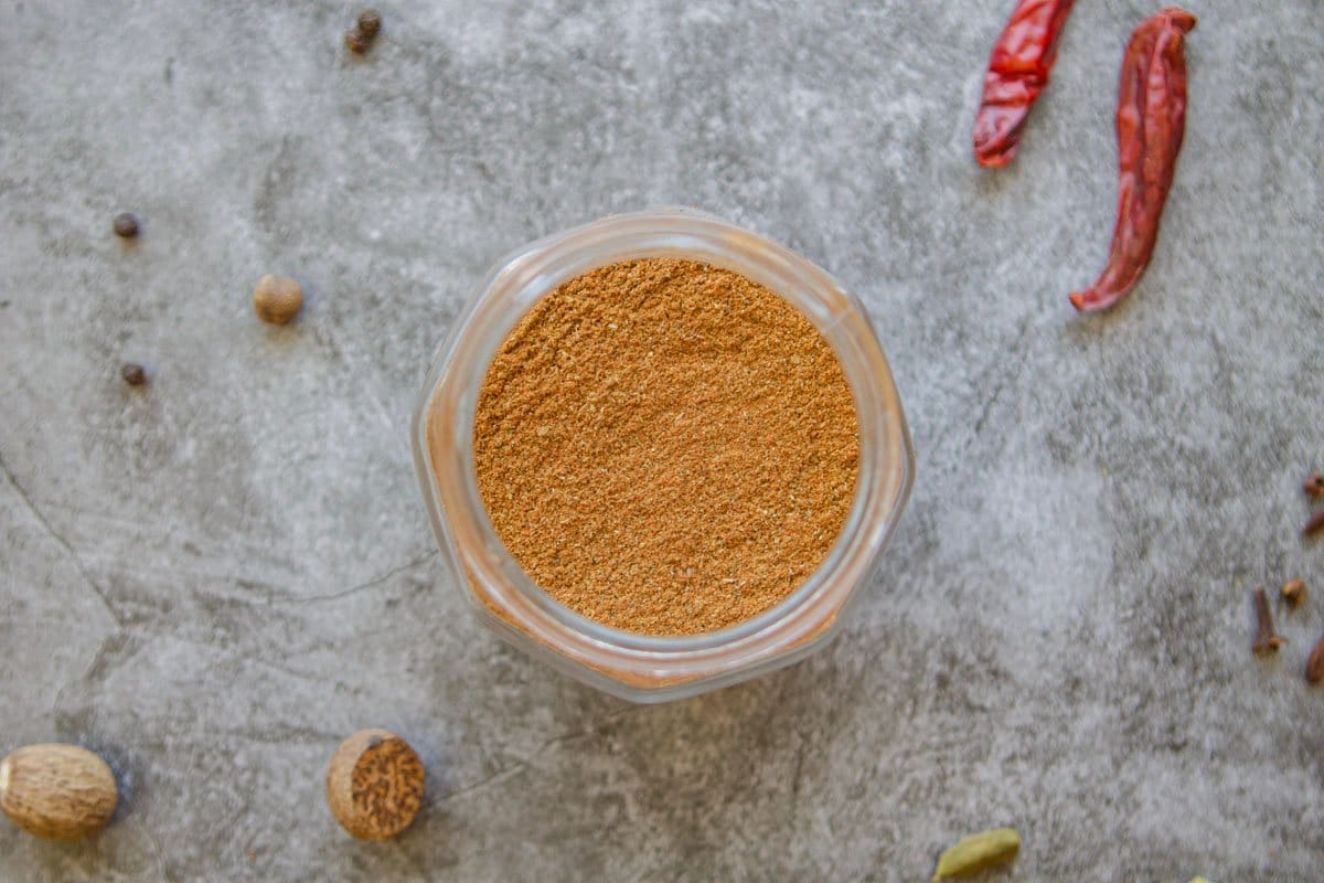 Baharat Recipe (Middle Eastern Spice Blend) | Hilda's Kitchen Blog