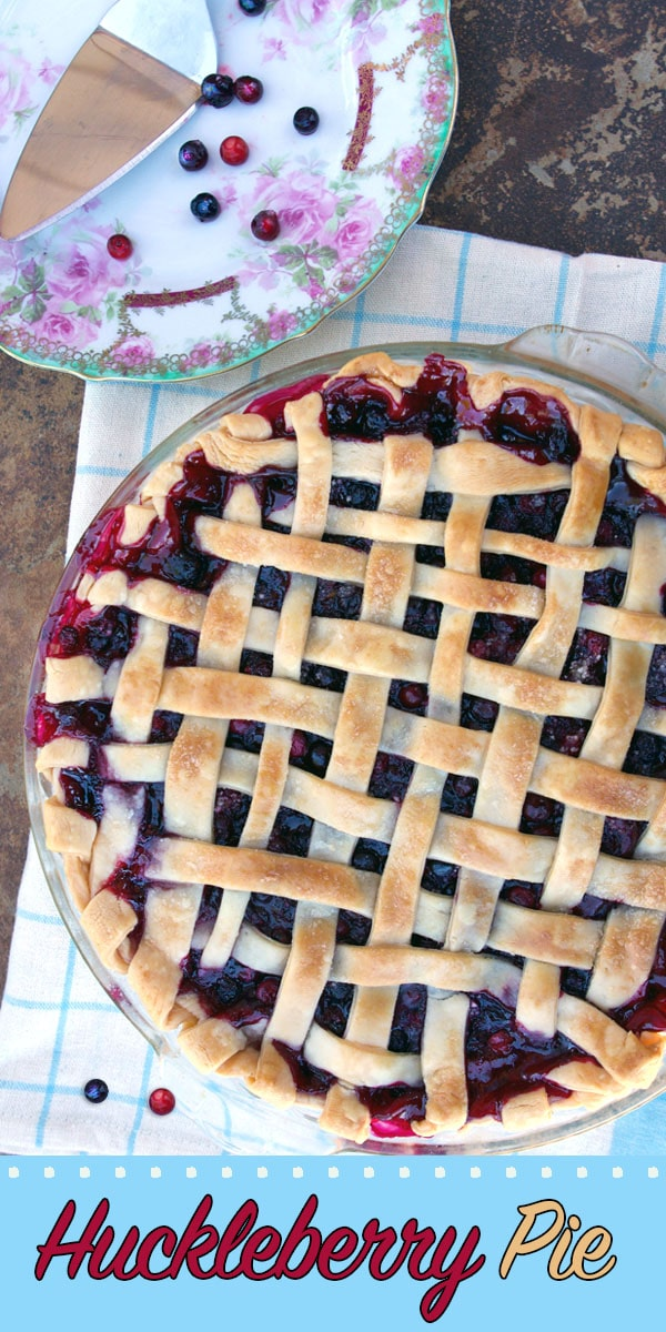 huckleberry pie pin