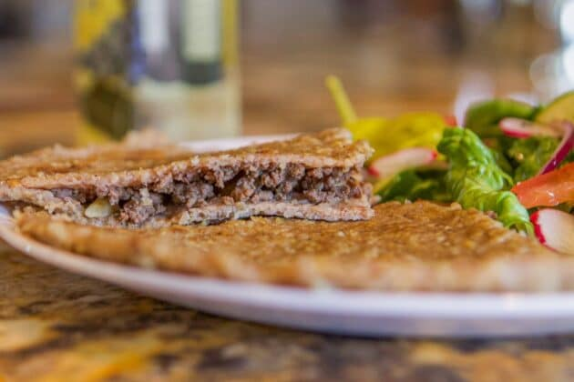 Kubba Mosul (Middle Eastern Meat Pie)