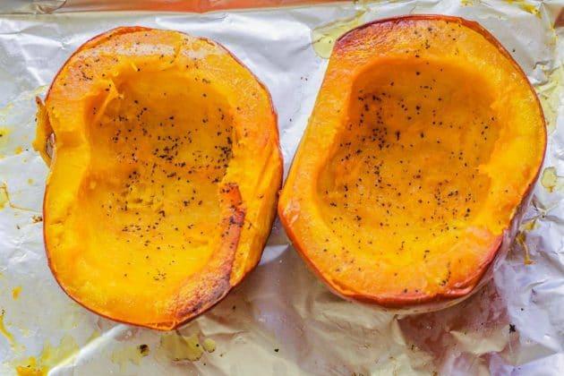 roasted pumpkin
