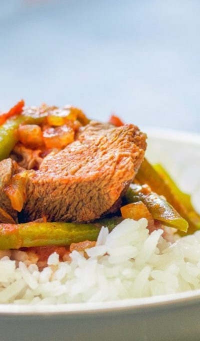 Fasolia (Assyrian Green Bean Stew)