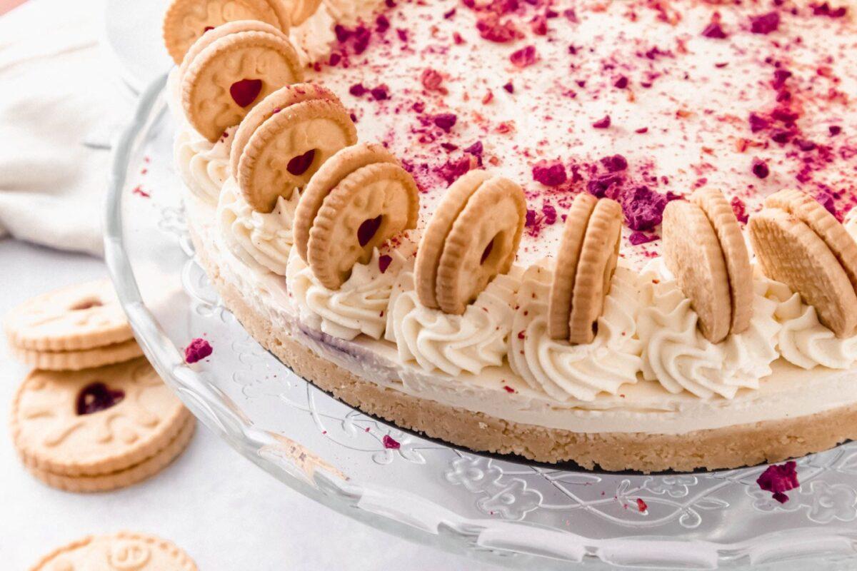 cheesecake jammie dodger