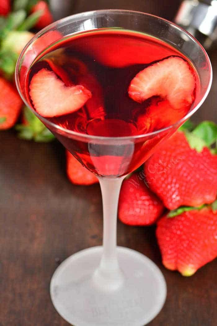 Valentine's Day desserts (drinks)