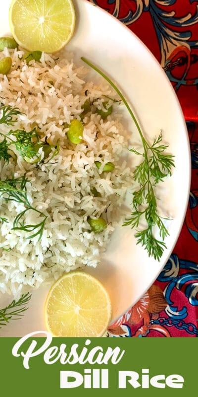 dill rice pin