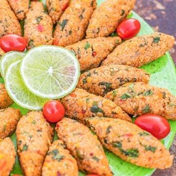 lentil appetizer
