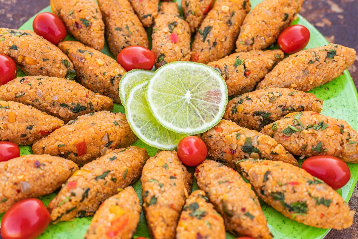 vegan kibbeh recipe