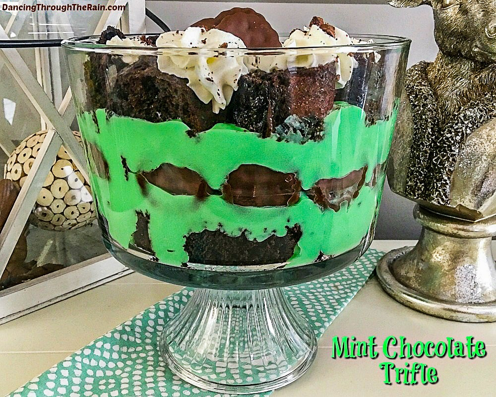 mint trifle