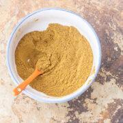 biryani spice in a bowl