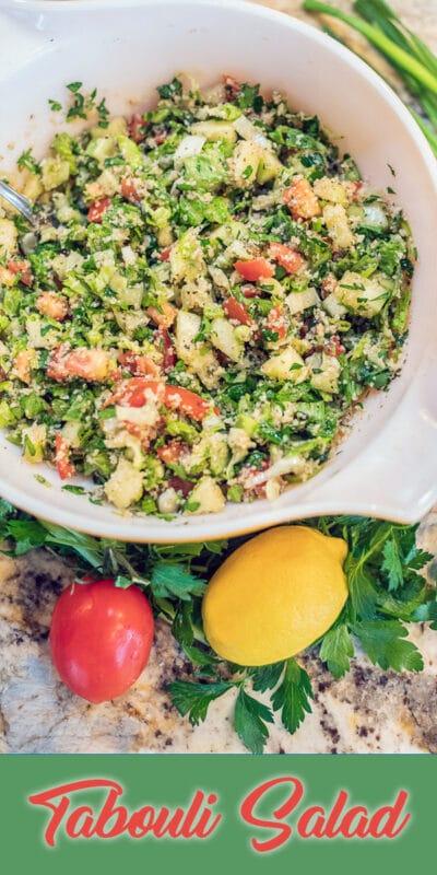 tabouli salad pin